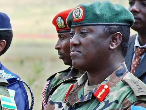 Gen. Karenzi Karake