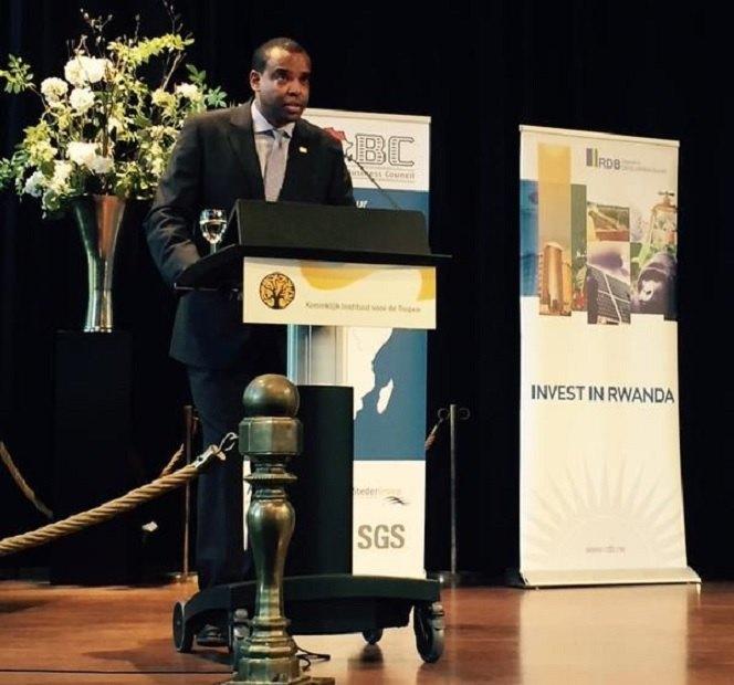 The Rwanda Economic Update: Financing Development