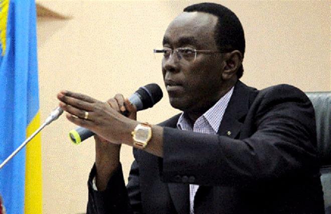 Bernard Makuza, Senate President