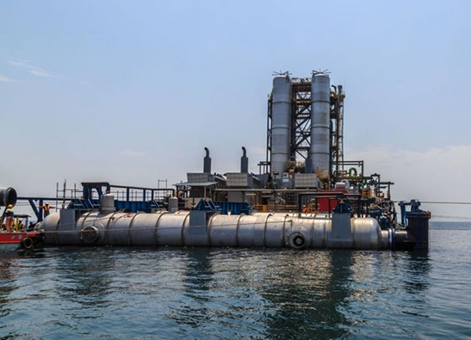 Rwanda has successfully connected 22MW of methane gas energy extracted from the Lake to its national grid