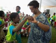2015: A Year With Rwanda's First Lady