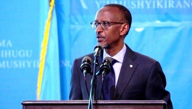 Kagame Assures of Regular Transfer of Power