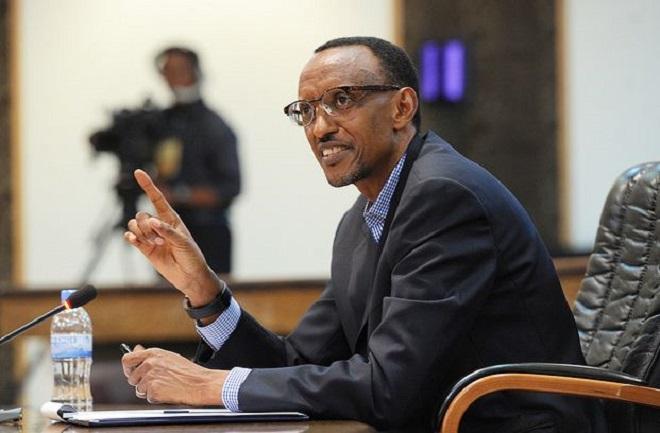 Breaking: Rwanda President Kagame Announces Running In 2017