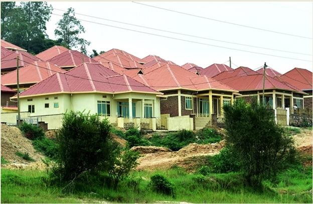 Urukumbuzi village at Kinyinya sector in Gasabo district