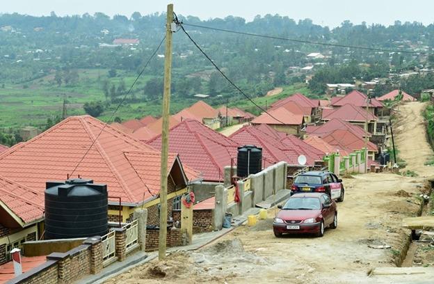 Urukumbuzi village in Kinyinya sector Gasabo district