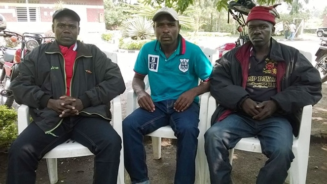 Chief Escort Of FDLR Boss Defects To Rwanda
