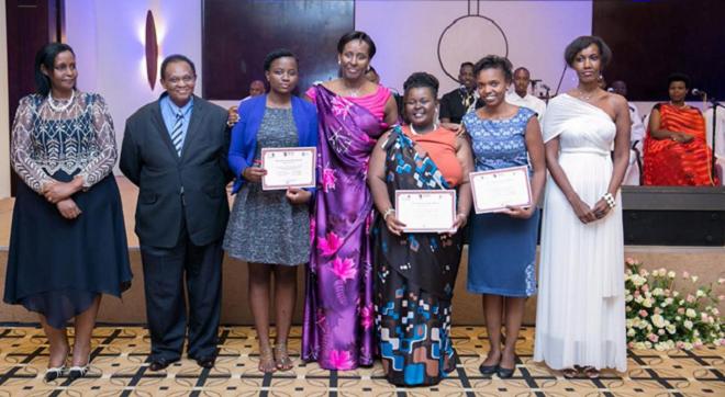 Mrs Jeannette Kagame