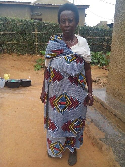 Genocide Survivors Build Houses For Needy Survivors