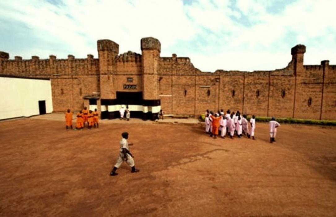 Kigali central Prison