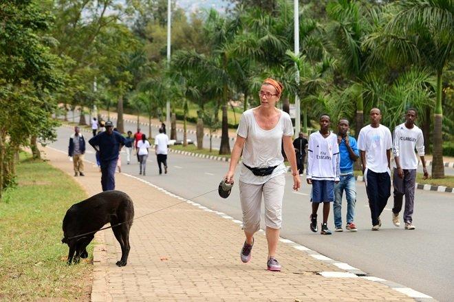 m_Car Free Day Excites Rwandans 3