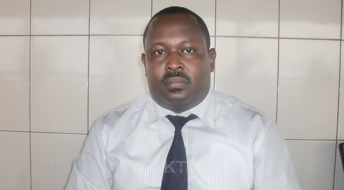 Rwema Peter head of micro-finance institutions in Rwanda (AMIR)