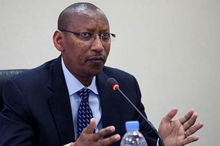John Rwangombwa, Governor of the Central Bank