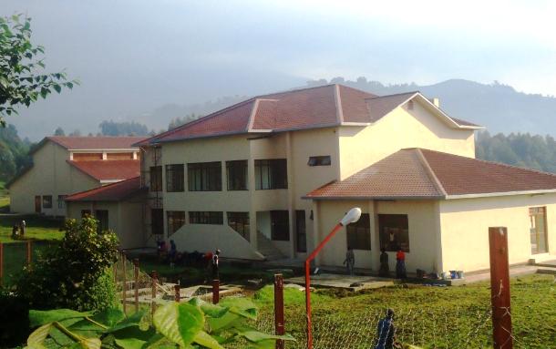 Mukamira dairy factory