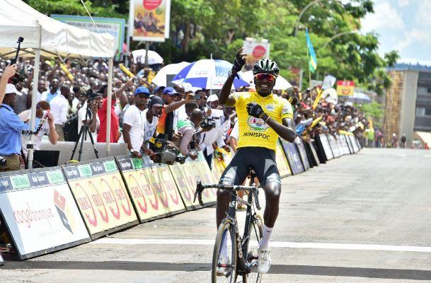Valens Ndayisenga is the first double winner of Tour du Rwanda