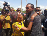 Tears and Fanfare as Singer The Ben Arrives