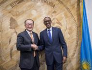 Rwanda's Economy Growing Steadily-World Bank President