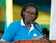 First Lady: Why Do We Still Have Malnutrition, Domestic Violence?