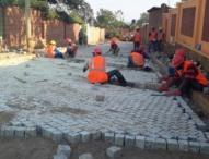No More Cobblestone Roads in City of Kigali