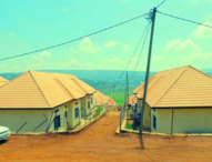 First Batch of Kigali's Affordable Houses Ready