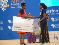 Jeannette Kagame Awards Kenyan Student with Top Tech Prize