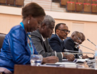 Kagame Meets African Foreign Ministers, Rallies For Continental Solutions