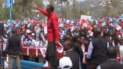 RPF Campaign: Kagame Meets Voters in Gihundwe/Rusizi District