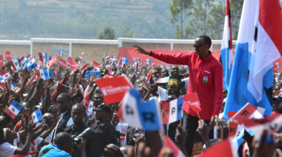 Kagame to Nyamagabe Supporters: My Mission is to Put you on Same Level