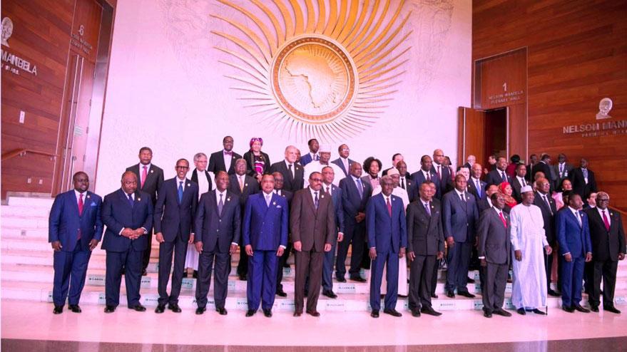Osinbajo represents Nigeria at AU Summit