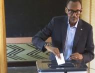 President Kagame, Family Cast Their Vote/ Kigali 04 August 2017