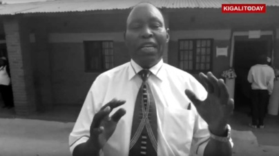 Boniface Rucagu -In His own Words After Voting