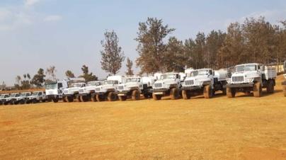 Rwanda Deploys Mechanised Infantry Battalion to South Sudan