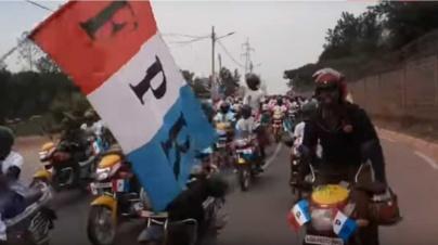 Walk for Paul Kagame – Gasabo  District