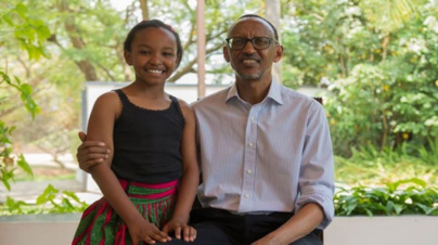 Young Acrobat Seeks Early Appointment with President-elect Kagame