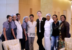 How Peasant Women Turned into Professional Hoteliers
