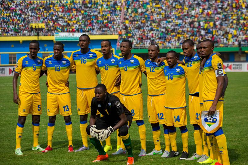 No Movement for Rwanda in FIFA Rankings – KT PRESS