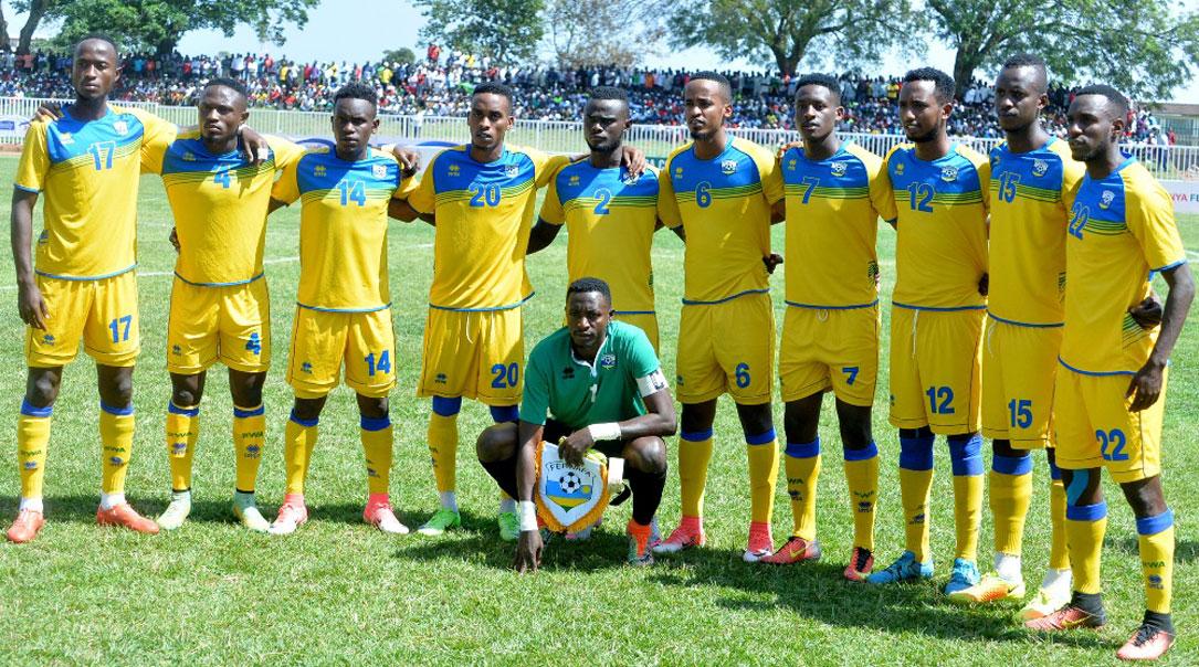 Rwanda Lands Algeria Sudan Friendlies In Chan Build Up