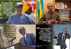 The Feminist President? What Kagame has said on Women over the years