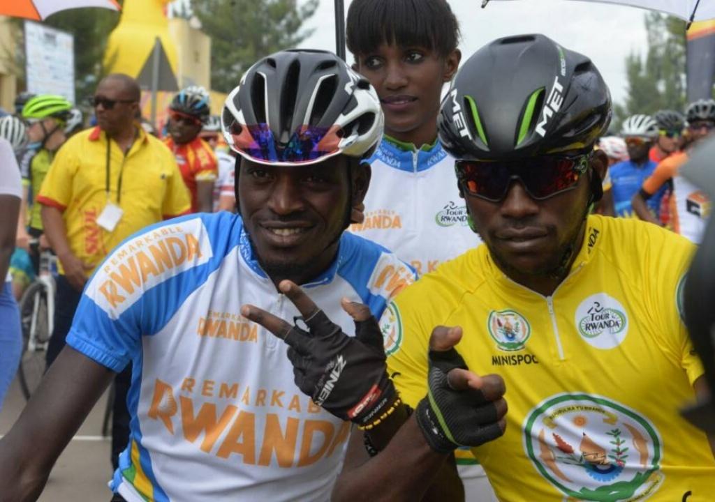 Rwanda's Areruya Edges Amisa Bongo Crown