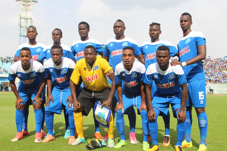 CAF CL Rayon Sports Lydia Ludic Play To 1 All Draw KT