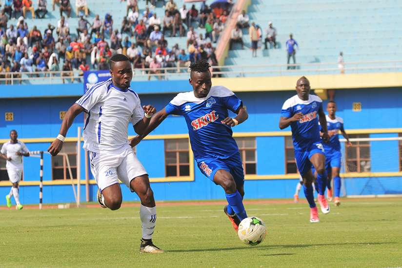 Vipers snatch Burundian goalie from Express' jaws