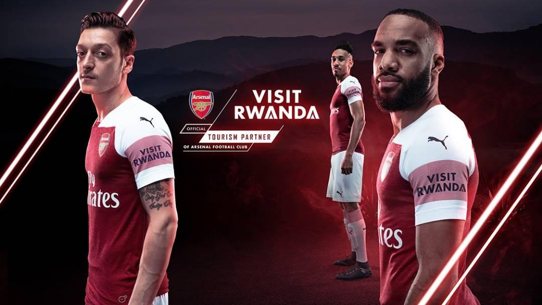 new style efedd 69e34 Arsenal FC, RDB Ink Deal to Promote Rwanda – KT PRESS