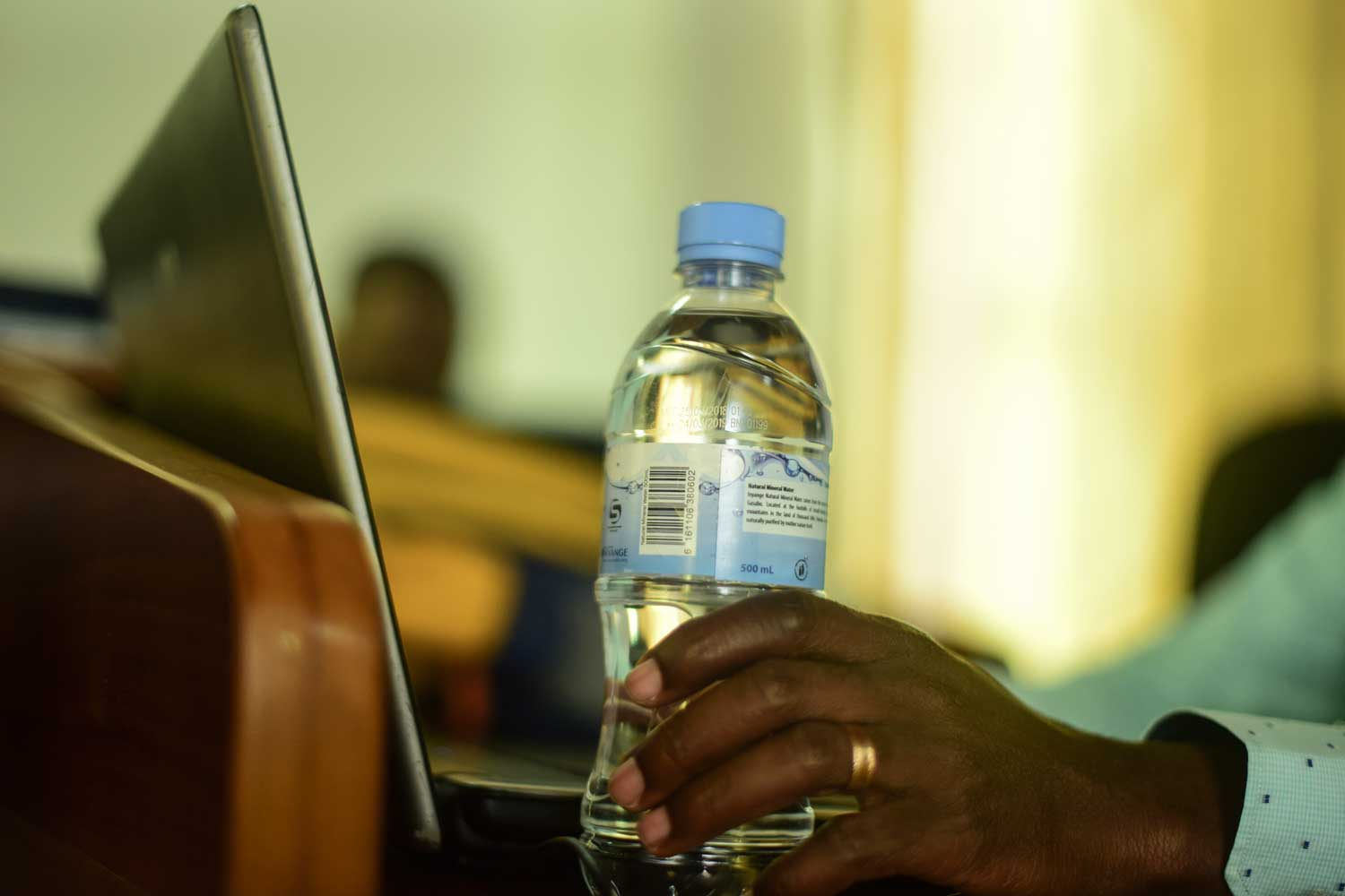 Rwanda Moves to Ban Use of Plastic Water Bottles in Offices