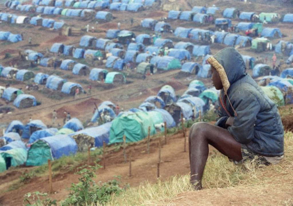 The Boy from Nyarushishi Refugee Camp is ALIVE