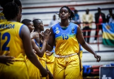 Murekatete named in All-Star Five as Rwanda Manages a Historic Fourth-Place
