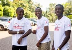Marriott Hotel Organises Charity Walk to Raise Rwf8M for SOS Children