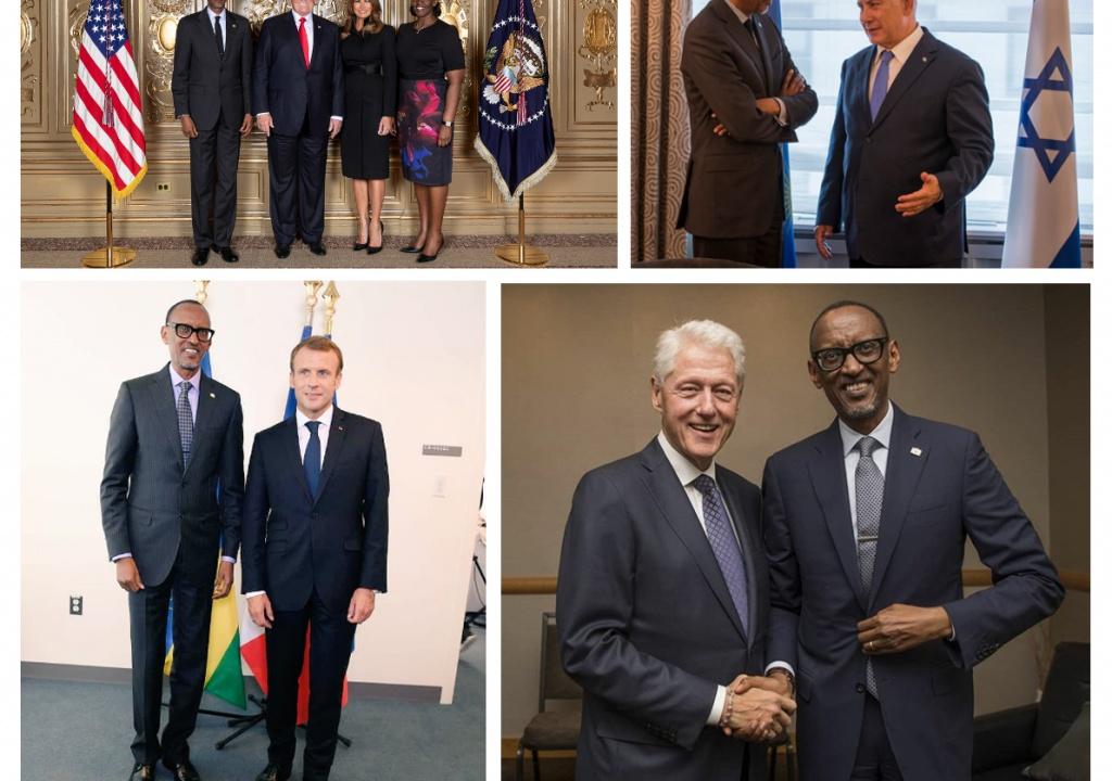 Rwanda, Africa Keep Kagame Busy at UN General Assembly