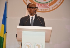 Kagame Seeks Pan African Parliament's Support in Driving CFTA