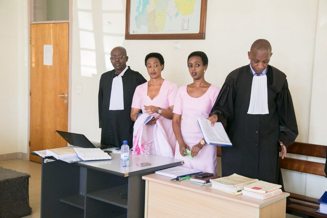 Kagame Challenger Rwigara Released on Bail