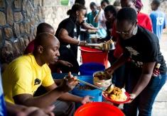 Charity at Hospital: Meet Rwanda's Unsung Philanthropists