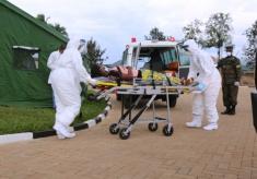 Rwanda Readiness to Contain Ebola Outbreak at 84% – Kagame